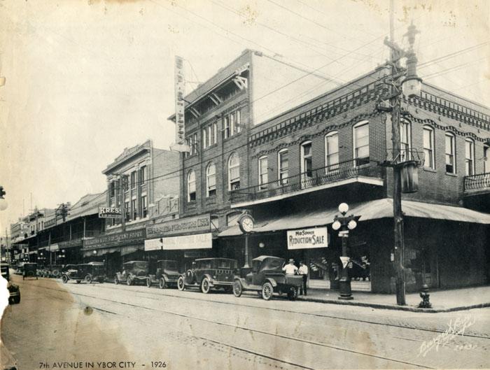 Ybor City, circa 1926
