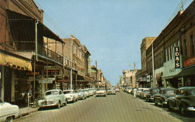 Ybor City in the 1950s