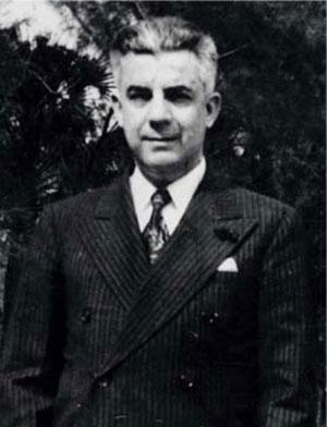 La Gaceta founder Victoriano Manteiga